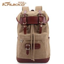Backpack travel bag preppy style canvas casual backpack laptop bag school…