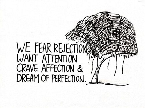 This about sums me up-637 is the only perfection I need and dream of....don't need or want attention though