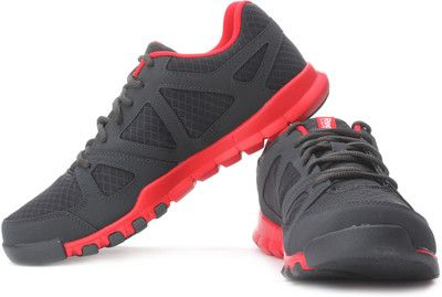 Reebok Sublite Train 1.0 Training Shoes - Buy Gravel, Red Color Reebok Sublite Train 1.0 Training Shoes Online at Best Price - Shop Online f...