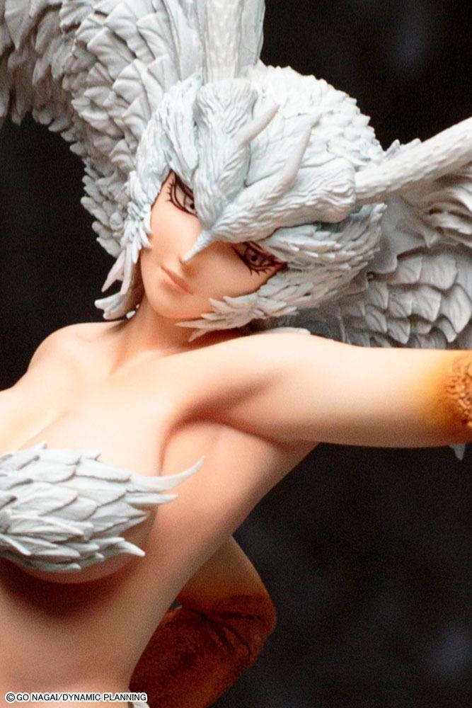 Devilman Statue 1/7 Sirene Demon's Spiritual Wings in the Sky Ver. 43 cm