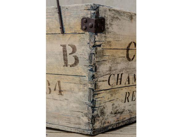 Michel and MichelVAN THIEL & Co.The Wooden Guilder Bin(Rudy Jr.)/ミシェル エン ミシェルヴァンテールウッデン ギルダー ビン_9