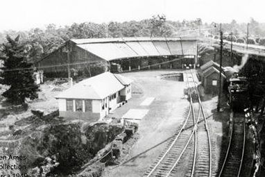 Valley Heights, NSW, locomotive depot when it was still operating. Now it's a working museum.