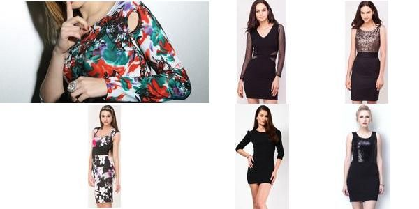 """""""Sexy Curves Ahead :D"""" Awesome list on #dresses #parties by Swati Pathak #fashion"""