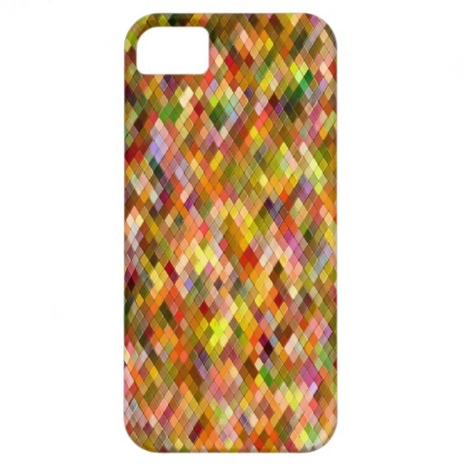 Harlequin _Bloom_802 a - by Greta Thorsdottir - iPhone 5 case from Zazzle