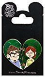 Get This Special Offer #6: Disney Pin - Up - Carl and Ellie Two Piece Heart