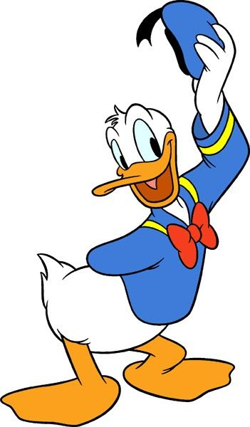 donald duck -