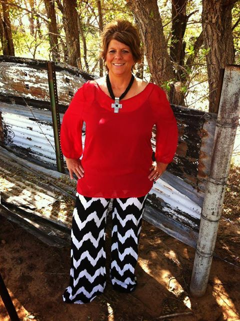 On The Edge Palazzo Pants - Plus Size Like us on Facebook @ GypzRanch