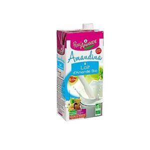 Fior di Loto Bioamandina Latte di Mandorla Bio a soli 4,99€