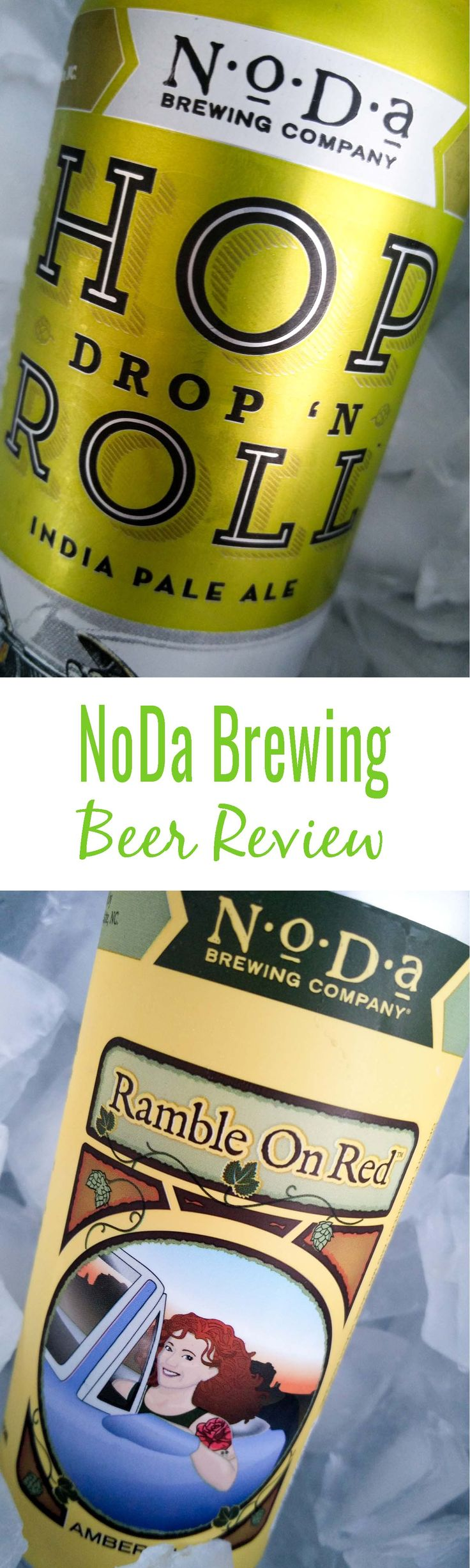 NoDa Brewing Hop Drop N Roll and