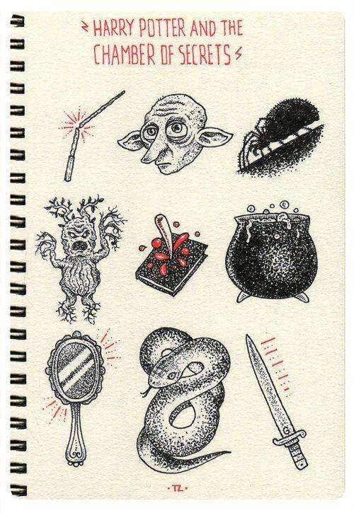 1000 id es sur le th me tatouage de m fait raccompli sur - Regarder harry potter chambre secrets streaming ...