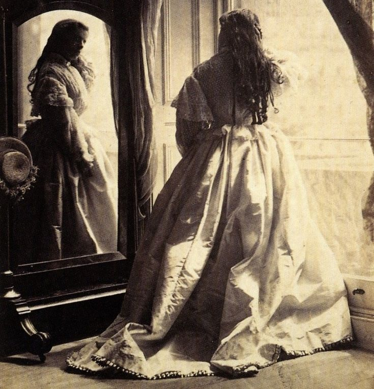 Photograph by Lady Clementina Harwarden, 1860s