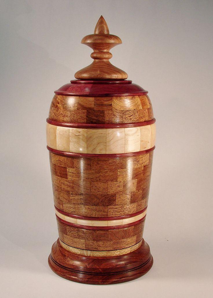 how to make a segmented urn