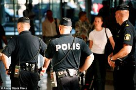 6 men gang-rape wheelchair-bound woman   A wheelchair-bound woman was gang-raped by up to six migrants at a Swedish asylum centre after asking if she could use their toilet.  The woman in her 30s was sharing a taxi home with a man when she asked to stop off so she can ease herself. Her fellow passenger invited her inside the asylum only for her to be brutally set upon in the toilet. The assault sparked anger in the town and extra police were called to the island when an angry mobattacked the…