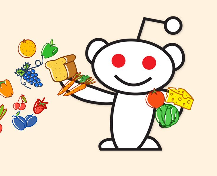 The Reddit Food Bank is The Best Thing Ever | It's not just about banana-based measurements and baby elephant GIFs.