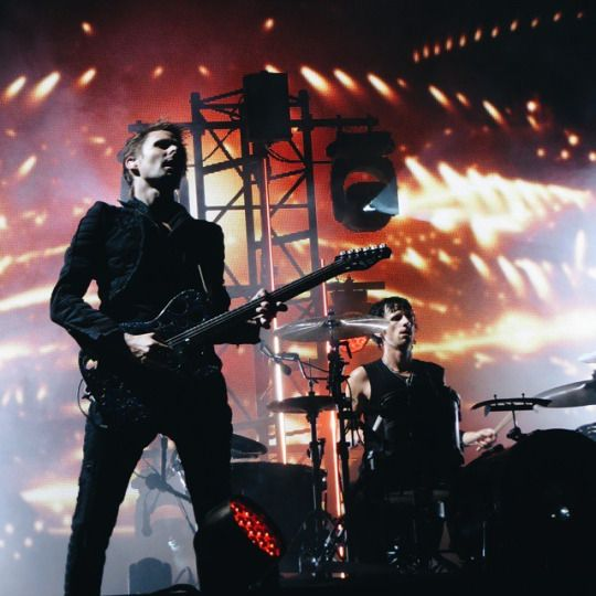 Muse live at Rock in Vienna, 05.06.2015
