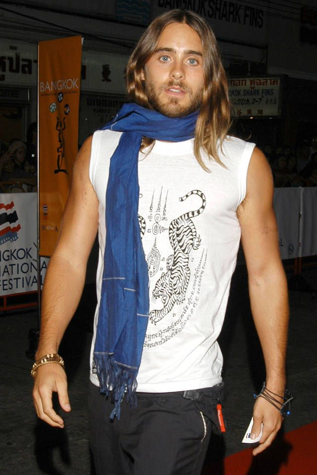 We chronicle Jared Leto's amazing hair evolution over the past 20 years. See all of his most memorable looks here.