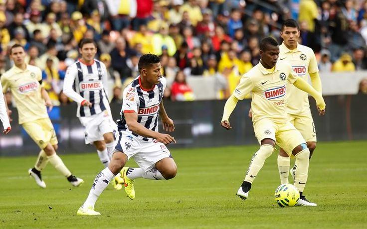 A qué hora juega América vs Monterrey en el AP2015 y en qué canal se transmitirá - http://webadictos.com/2015/11/06/horario-america-vs-monterrey-ap2015/?utm_source=PN&utm_medium=Pinterest&utm_campaign=PN%2Bposts