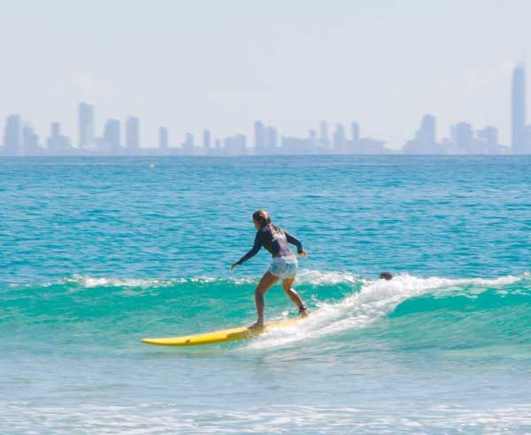 Want to learn to do this ??? http://ticketsandtours.com.au/travel/broadbeach-surfing/