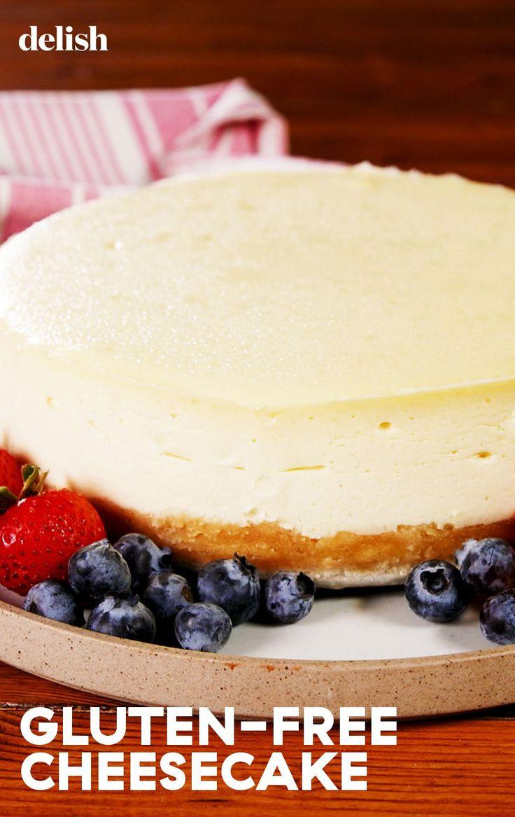 Best Gluten-Free Cheesecake
