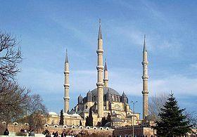 Selimiye mosque ( Turkish : Selimiye Camii) Edirne - Wikipédia