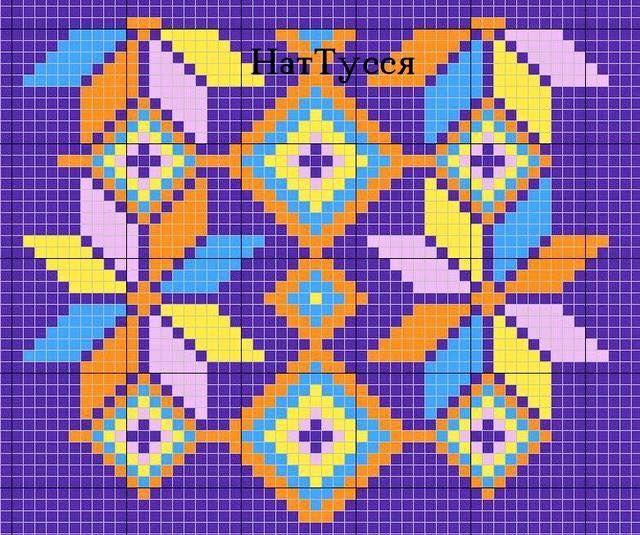 Galería y Patrones: Bases y Cuerpos de Mochilas Wayuu | CTejidas [Crochet y Dos…