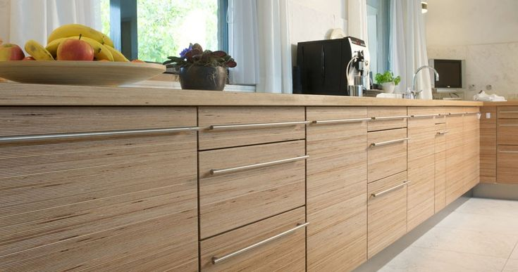 17 best images about home on pinterest plywood walls for Birch veneer kitchen cabinets