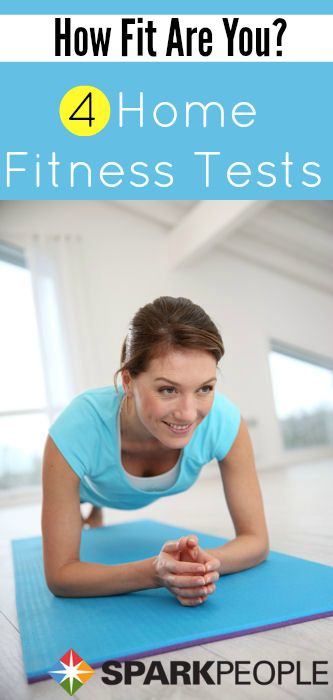 4 Fitness Tests You Can Do at Home