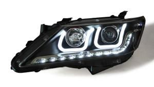 Modified LED DRL Headlight for Toyota Camry 2012-2014 (Version-C)