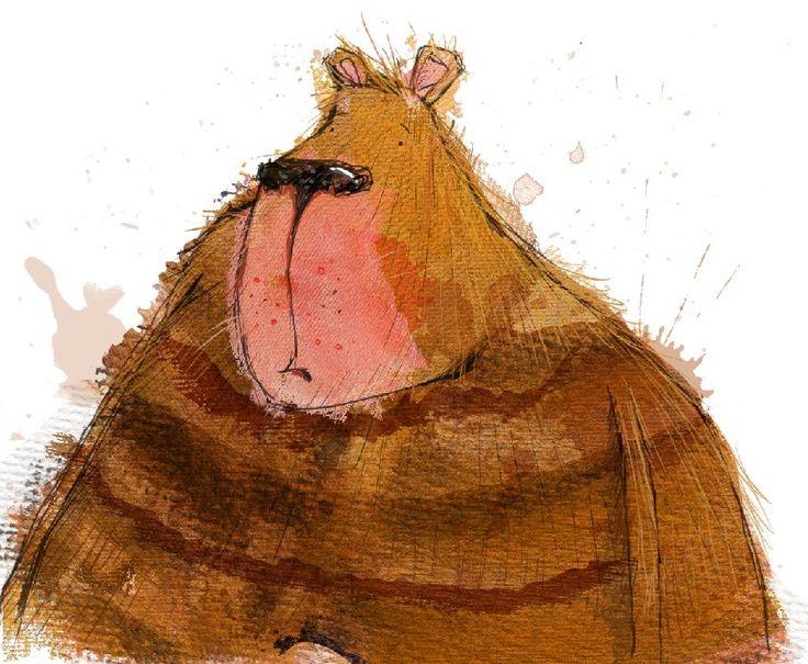 Lee Wildish | Illustration | Illustraties, Kinderboeken ...