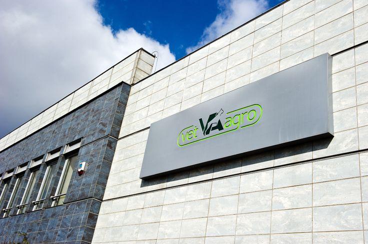 Przykład fotografii przedstawiającej architekturę wykonanej na zlecenie firmy Vet-agro