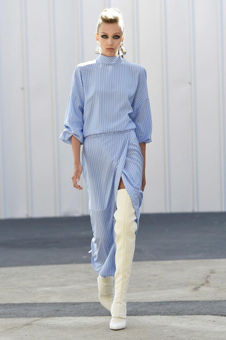 Mark Kenly Domino Tan Copenhagen Spring 2017 Fashion Show