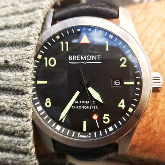 New Releases 2016 | Luxury Watches | Bremont Chronometers