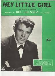 """""""Runaway""""(悲しき街角)はDel Shannonの1961年のヒット。全米第1位を記録したMaxCrook-Del Shannonの作品。  http…"""