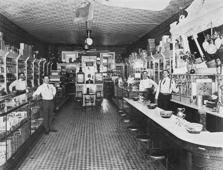 Loeb And Hollis Drug Store In Grand Junction Colorado