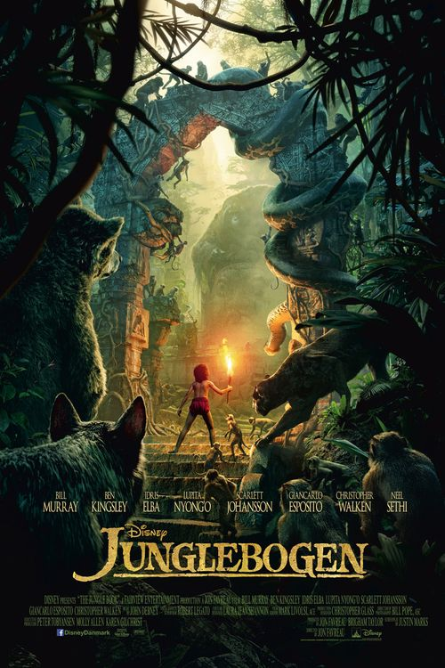 Watch The Jungle Book 2016 Full Movie Online Free
