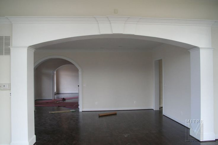 interior doorway moulding - how to add interest to your