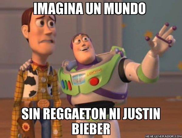 Resultado de imagen de imagenes contra el reggaeton