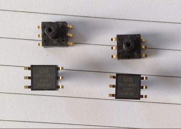 Бесплатная доставка US9111-006-S 5.8Psi Давления датчик 40kPa, 300 мм рт. ст., 14 +
