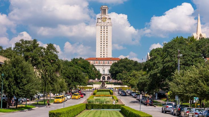 It's a new school year at University of Texas at Austin, and the reading…