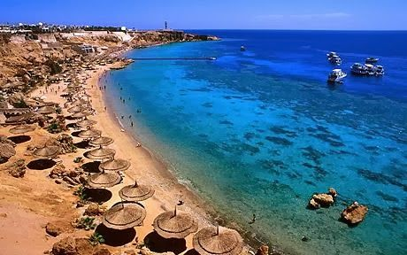 Ras Mohammed Cruise Excursion in #Sharm