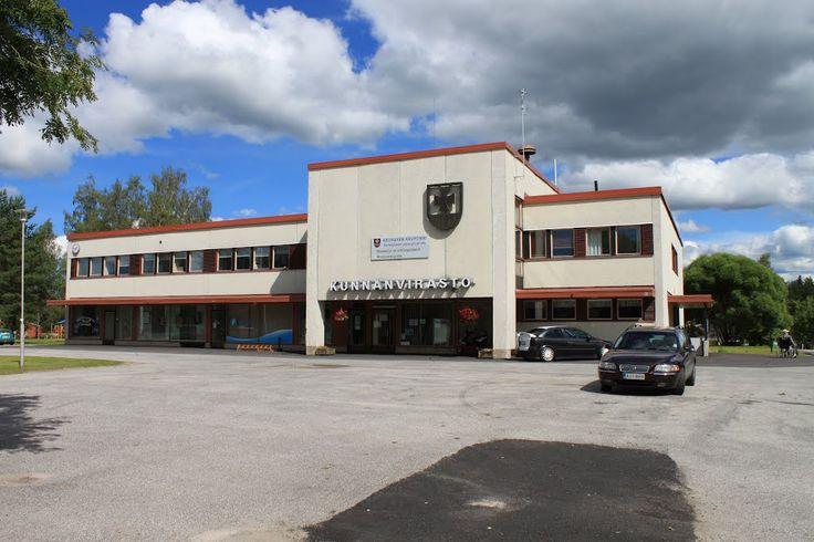 Kortesjärven Kunnanvirasto. ( Kauhavan kaupunki Kortesjärven palvelutoimisto )