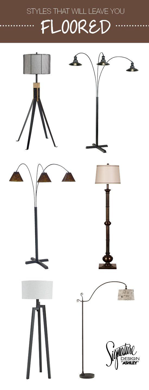 Ashley Furniture Floor Lamps