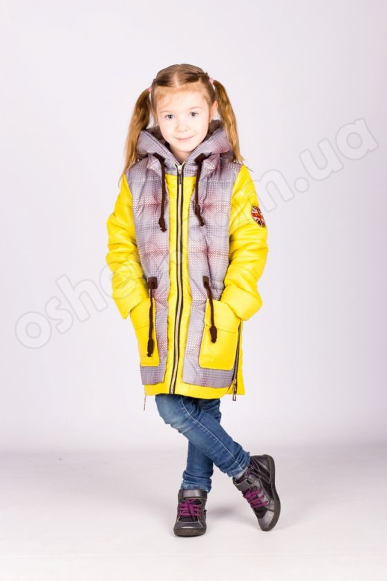 """Детская демисезонная куртка """"Точка"""""""