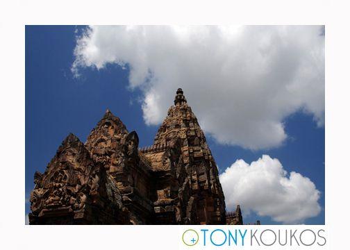 thailand, temple, architecture, Phanom Rung, Phimai Rung, bas-reliefs, stone, spiritual, hindu, arches