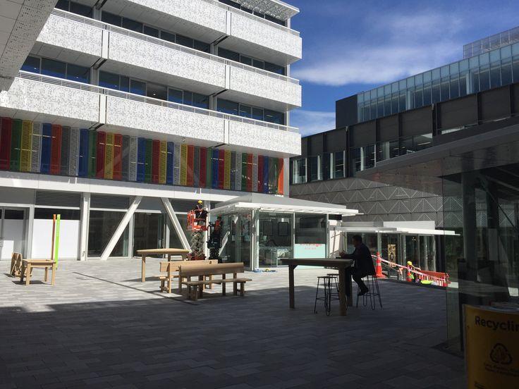 BNZ Centre. December 2016.