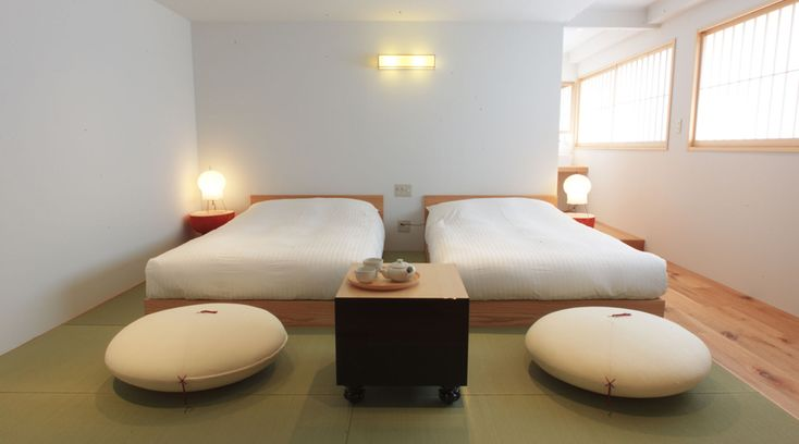 Claska Hotel - Hands down one of the most stylist hotels in Tokyo.