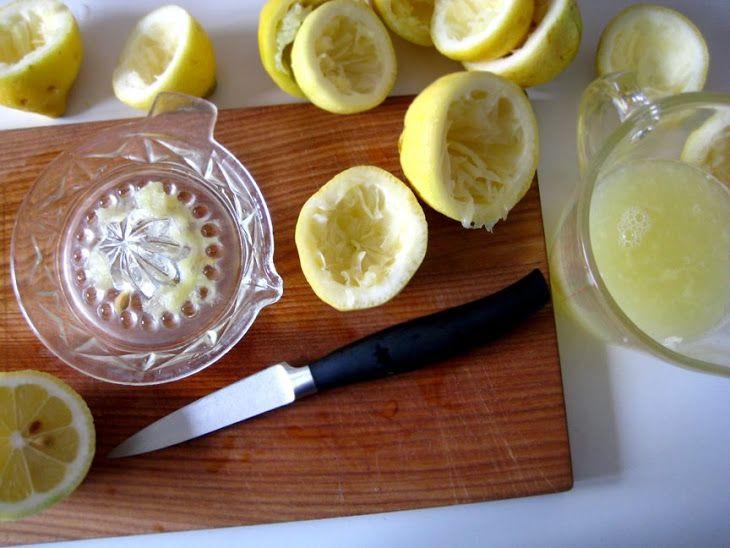 Lemon Granita Recipe # | Vegan Treats | Pinterest