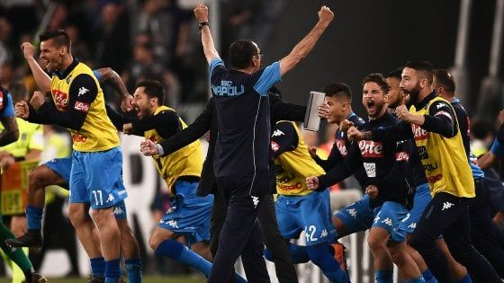 Napoli, ora il pericolo si chiama euforia. Hamsik: ''Vincerle tutte e sperare''