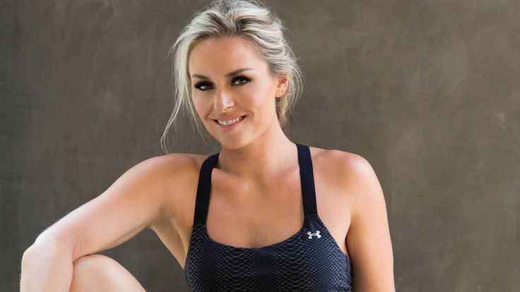 """Lindsey Vonn shares how to home in on the right workout for you, form her new book """"Strong Is the New Beautiful"""""""