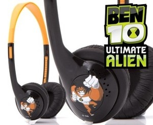 "$10.95 Kid's Childrens Colourful Headphones - BEN 10 ""Ultimate Alien"" - BNIP  https://www.facebook.com/media/set/?set=a.274181445935087.72674.274142465938985=3"